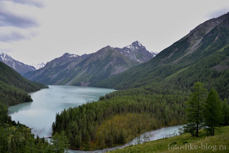Кучерлинское озеро - фото