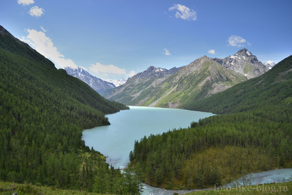 Кучерлинское озеро - фото напоследок