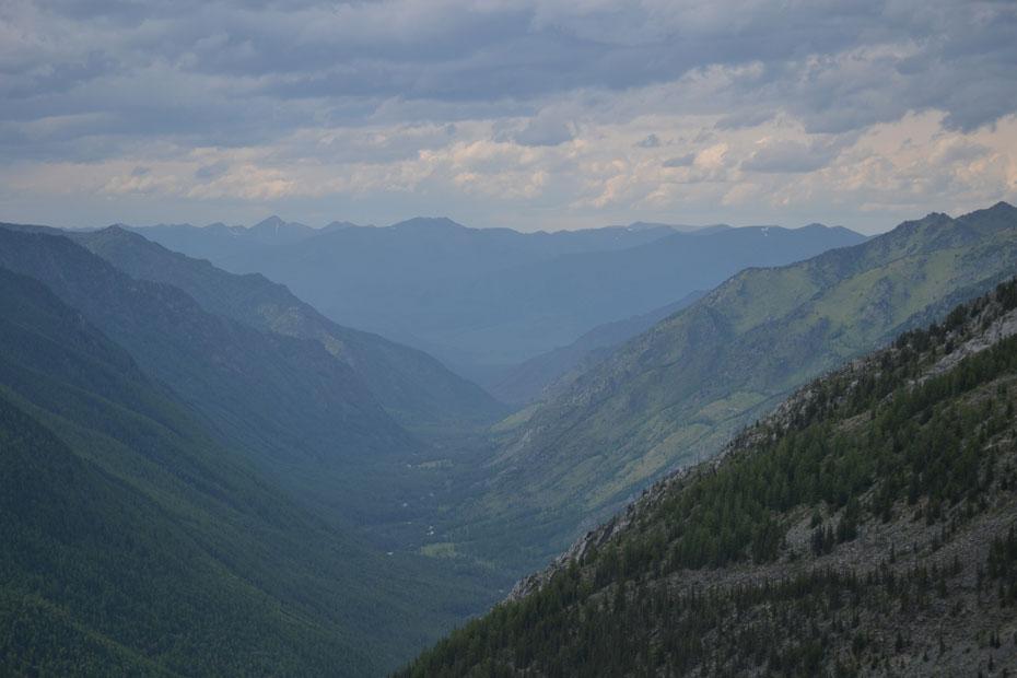 Долина Кучерлы