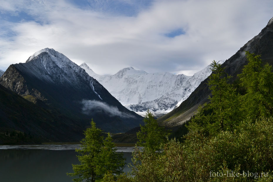 Гора Белуха, фото