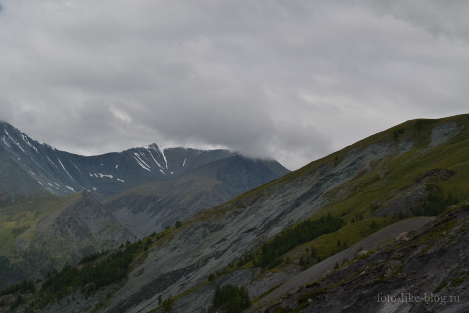 Перевал Кара-Тюрек из долины Ярлу