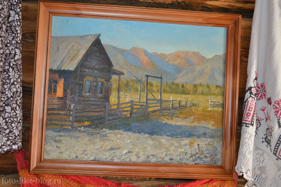 Музей старообрядчества на картина