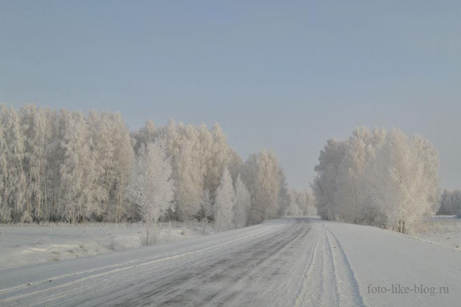 Сибирская дорога